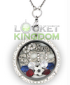 Infinity Love Stoke City F.C. Charm Locket