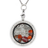 Cleveland Football Charm Locket