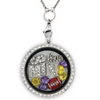 Minnesota Football Charm Locket