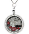Texas Tech Football Charm Locket