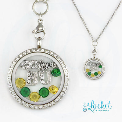 Infinity Love Baylor Locket