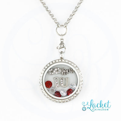 Infinity Love Indiana Locket