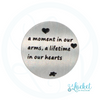 A Moment In Our Arms Backplate