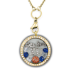 Infinity Love Xavier Basketball Charm Locket
