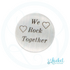 We Rock Together Backplate