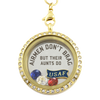 Air Force Aunts Brag Necklace