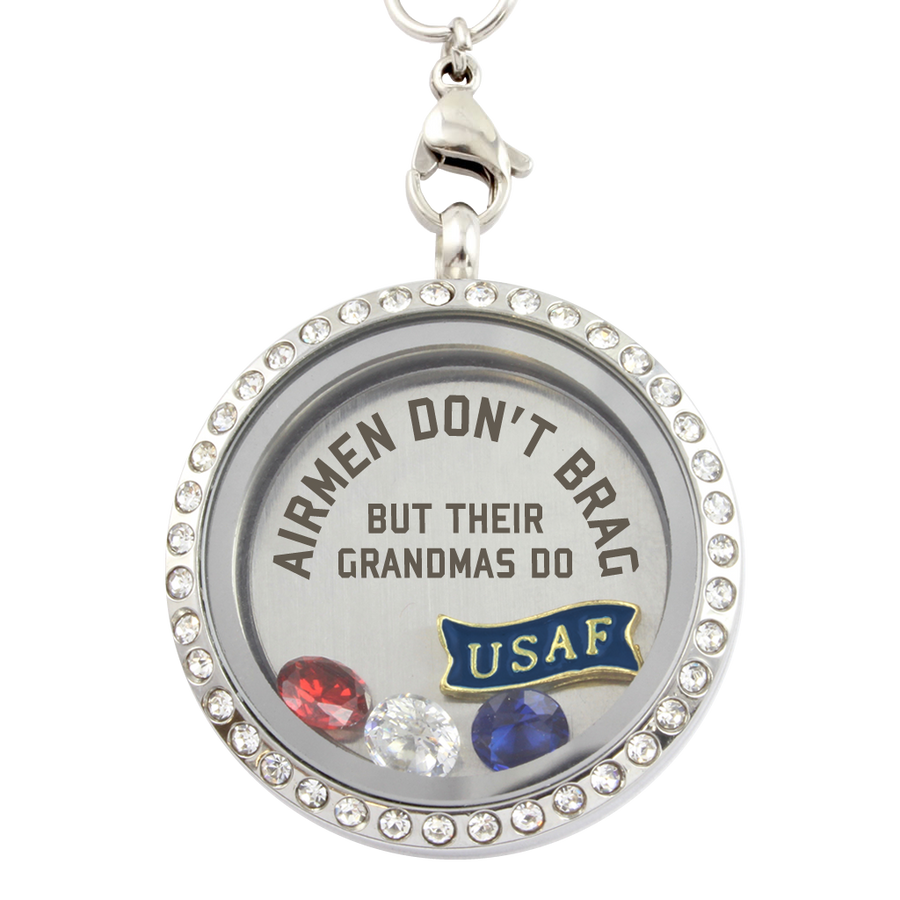 message product original silver laurynjames lockets com james notonthehighstreet by grandma bangle lauryn
