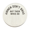 Air Force Wives Brag Backplate