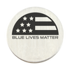 Blue Lives Matter Backplate