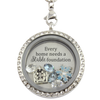 Stable Foundation Charm Necklace