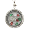 Christmas Joy Charm Necklace