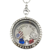 Proud Deputy Wife Locket Necklace