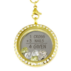 4Given Charm Necklace