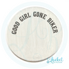 Good Girl Gone Biker Back Plate