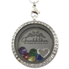 Grandchildren Are Life's Circle of Love Locket