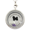 HAVANESE MOM Charm Necklace