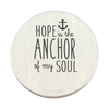 Hope is the Anchor Backplate