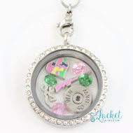 The Huntress Locket