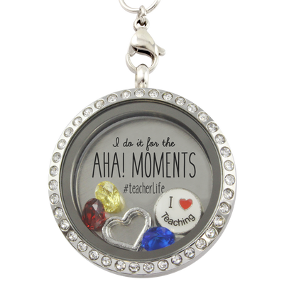 Aha! Moments Charm Necklace