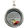 Conversations With Kids Charm Necklace