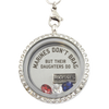 Marine Daughters Brag Necklace