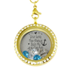 Mom is My Anchor Locket