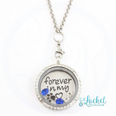 Pet Forever In My Heart Locket