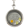 Dance Like the Sun Charm Locket