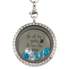 New Creation Floating Charm Locket