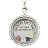 Soldiers Girlfriends Brag Necklace