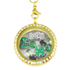 St. Patrick's Day Lucky Charm Necklace