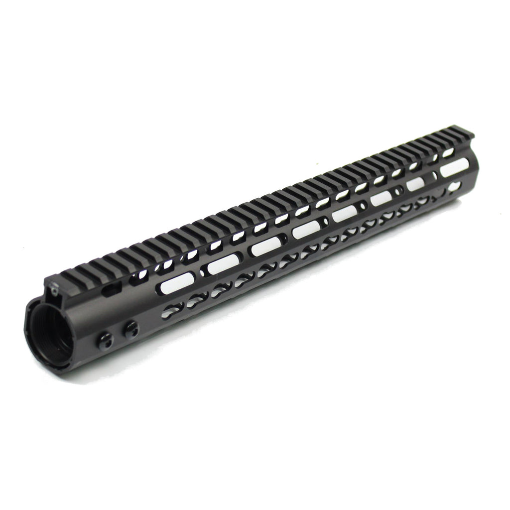"JTM Sports 15"" Ultralight Free-Float Keymod Rail"