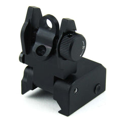 JTM Sports Tactical Flip-Up Iron Sight Combo/Spring Loaded