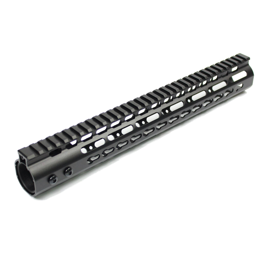 "JTM Sports 13.5"" Ultralight Free-Float Keymod Rail"