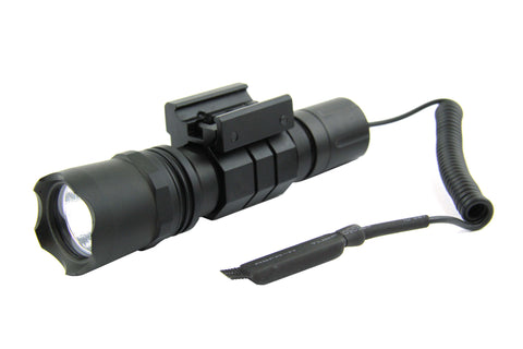 Tacfire 220 Lumen Rifle/Shotgun Flashlight