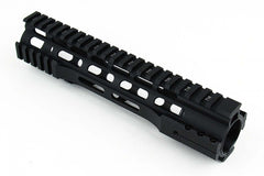 "Tacfire AR15 10"" Ultra-Slim Clamp-On Free-Float Quad Rail"