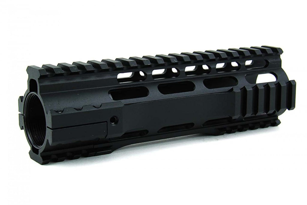 "Tacfire AR15 7"" Ultra-Slim Clamp-On Free-Float Quad Rail"