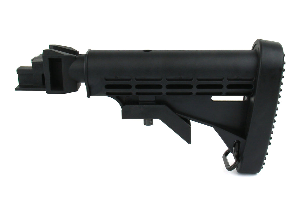 Tacfire AK 6 Position M4 Style Stock Kit with Buttpad