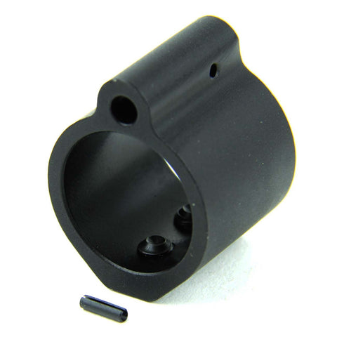 Tacfire AR10/AR15 Bull Barrel Micro/Low Profile Gas Block-Mil Spec