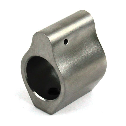 Tacfire AR15/.750 Micro/Low Profile Gas Block/Mil-Spec/Stainless Steel with Pin