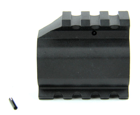 Tacfire AR15/.936 Low Profile Gas Block-Mil-Spec with Top/Bottom Rail