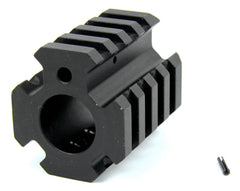 Tacfire AR15/.750 Low Profile Quad Rail Barrel/Gas Block