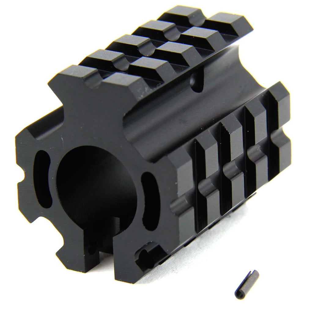 Tacfire AR15/.750 Low Profile Quad Rail Barrel/Gas Block/Clamp-On