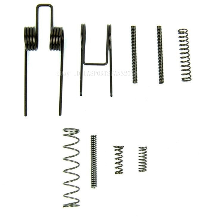 Tacfire AR15 9-Piece Lower Spring Kit