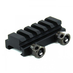 "Tacfire AR15 Compact 7/16"" Low Riser"