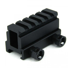 "Tacfire AR15 Compact 1.1"" Extra High Riser Mount"