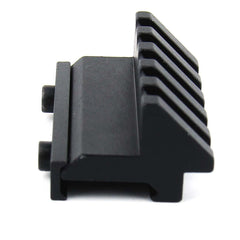 "Tacfire 45 Degree Offset Rail Mount/2.25"" Long"