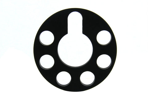 Tacfire AR15 Free-Float Hand Guard End Cap/.750 Diameter