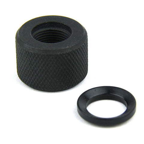 Tacfire AR15/.223/5.56 Bull Barrel Thread Protector/Black