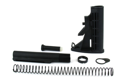 Tacfire AR15 Mil-Spec M4 Style 6 Position Stock Kit